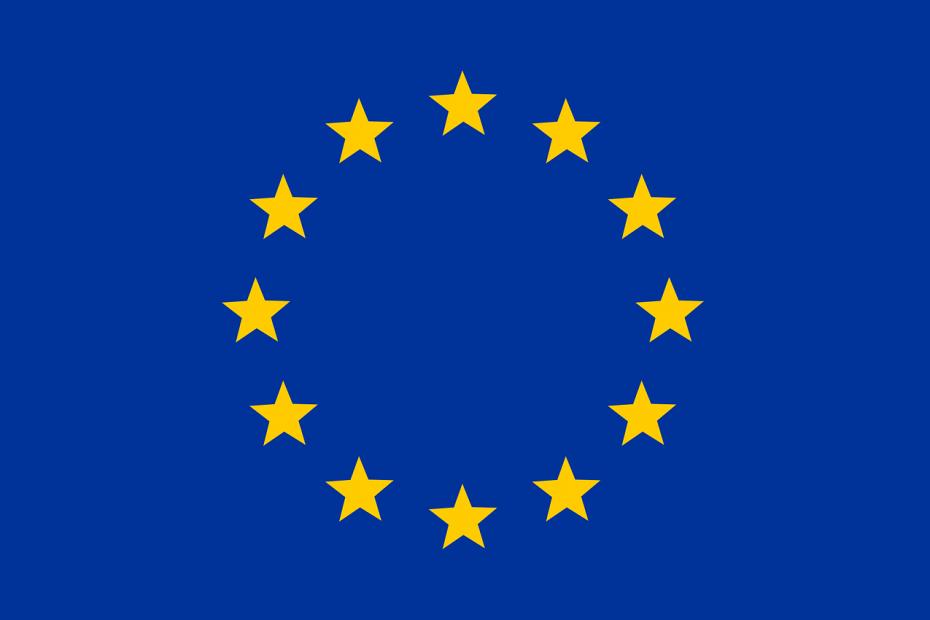 europe, european union, flag