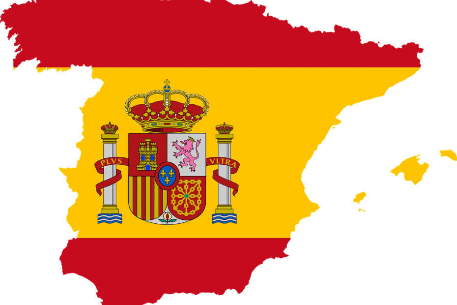 spain, country, europe
